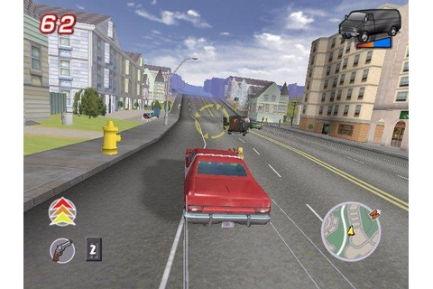 Starsky and Hutch - PC Review and Full Download | Old PC ...