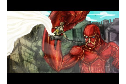 Attack on Titan Game - Colossal Titan Update: Colossal ...