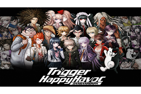 Danganronpa: Trigger Happy Havoc - Opening - YouTube