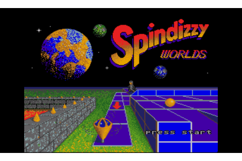 Spindizzy Worlds (USA) ROM