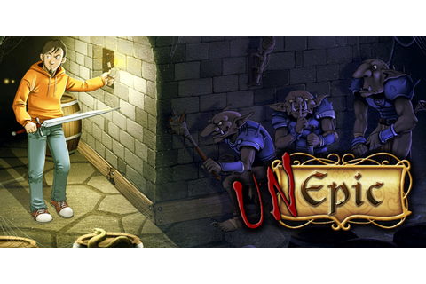 Unepic | Nintendo Switch download software | Games | Nintendo