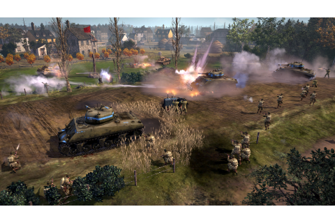 Company Of Heroes 2: The Western Front Armies DLC ...