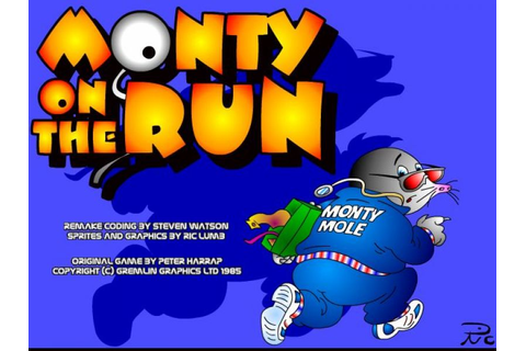 Monty on the Run Remake - Freegamearchive.com