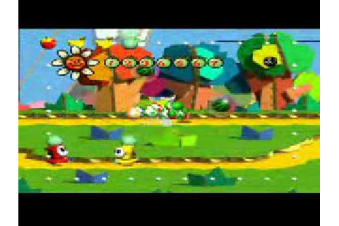 Yoshi's Story (Nintendo 64) Gameplay 1/2 - YouTube