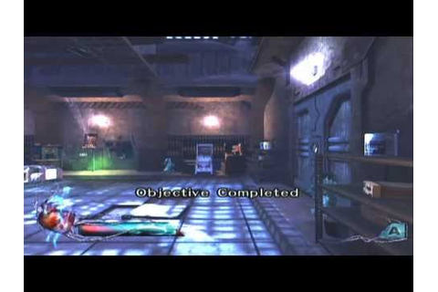Geist Game Sample 1/2 - GameCube - YouTube