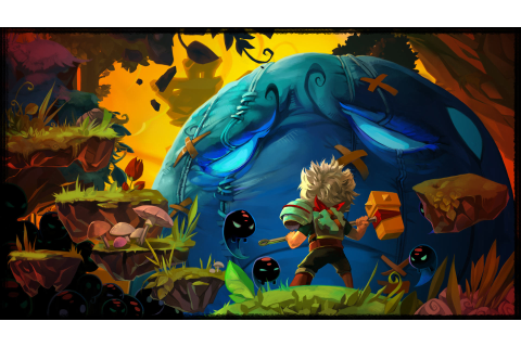 Review: Bastion (Xbox One)