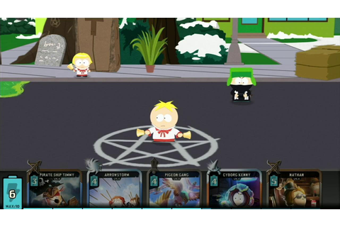 E3 2017: New South Park Mobile Game, Phone Destroyer ...