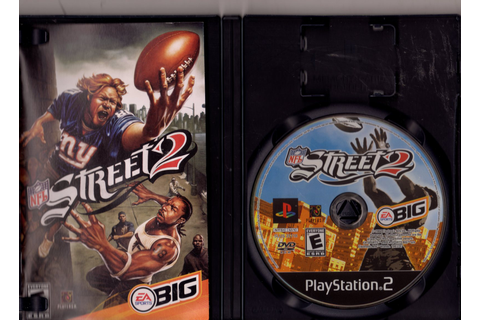 PlayStation 2 - NFL Street 2 - Video Games