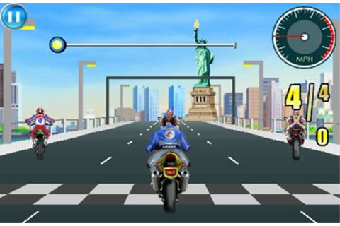 Download Moto Racing Fever for iPhone free mob.org