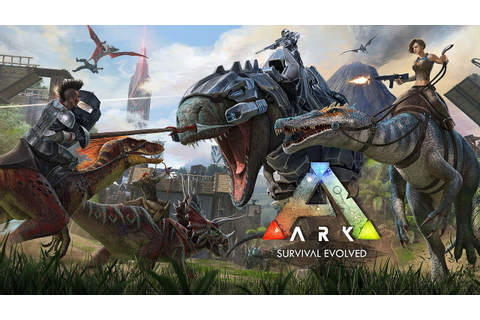 ARK: Survival Evolved Official Launch Trailer! - YouTube