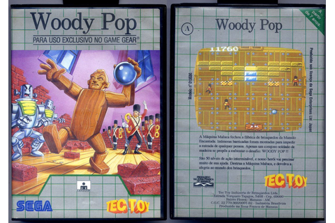 Woody Pop - TecToy