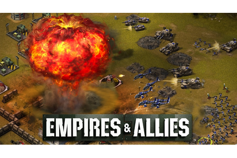 Zynga goes hardcore with Empires & Allies on mobile ...