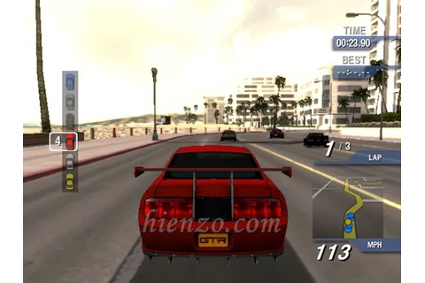 Ford Street Racing PC Game Free Download | Hienzo.com