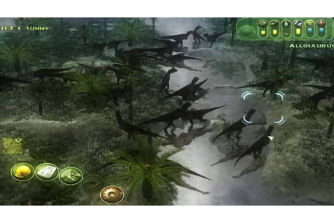Jurassic Park Operation Genesis Game Full Version PC Game ...