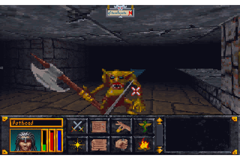 The Elder Scrolls: Arena (1994) by Bethesda Softworks MS ...