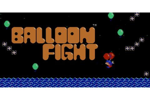 Balloon Fight™ | NES | Games | Nintendo