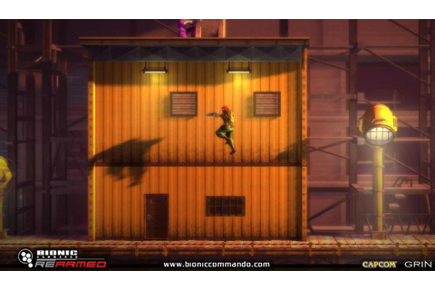 Bionic Commando Rearmed Download Free Full Game | Speed-New