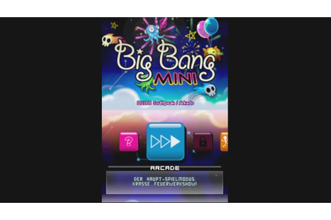 neXGam plays Big Bang Mini (Nintendo DS) - YouTube