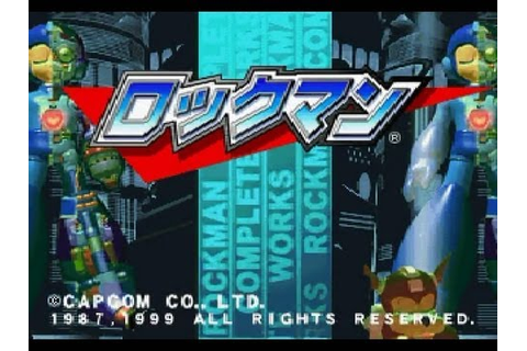Rockman Complete Works - YouTube