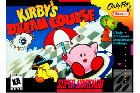 Kirby's Dream Course - Wikipedia