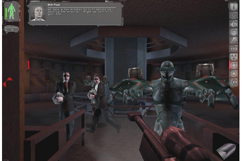 Deus Ex Goty Game - Free Download Full Version For Pc