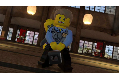 Lego City Undercover is the latest game to struggle with ...