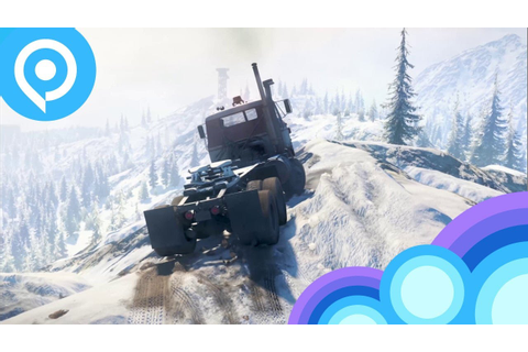 SnowRunner - A MudRunner Game Reveal Trailer - Gamescom ...
