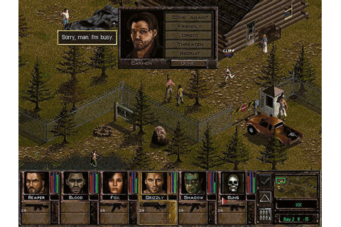 20 Years Later, 'Jagged Alliance 2' Remains an ...