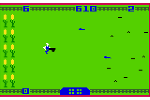 Download Worm Whomper (Intellivision) - My Abandonware