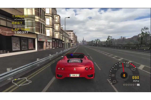[HD] Project Gotham Racing 2: Ferrari 360 Spider at ...