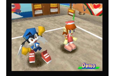 Klonoa Beach Volleyball | GameAntique.com