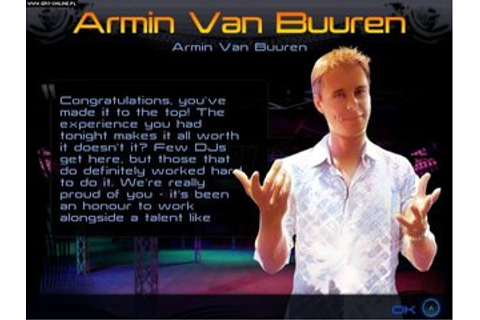 Armin van Buuren: In The Mix - Wii - gamepressure.com