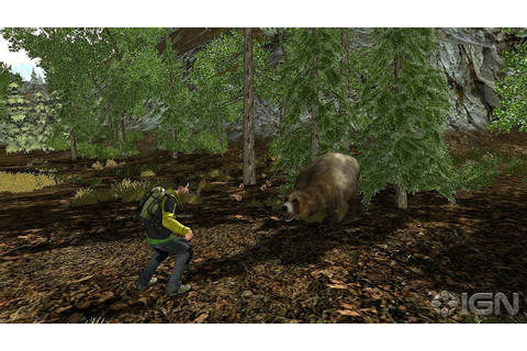 Man vs. Wild game Information for Xbox