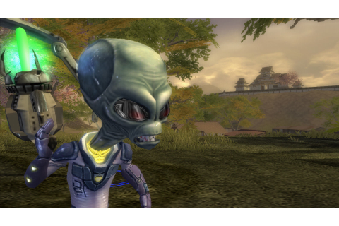 Destroy All Humans 2 Review – Brash Games