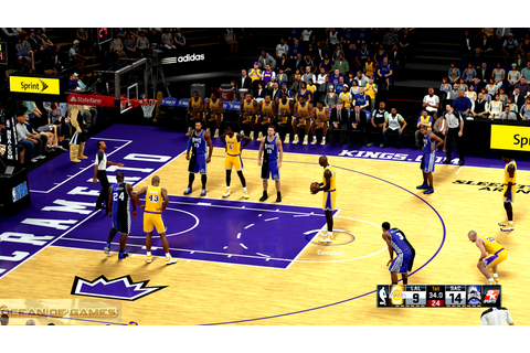 NBA 2K16 Free Download - Ocean Of Games