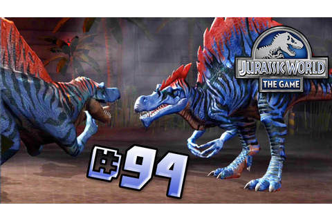 Spinosaurus Event! || Jurassic World - The Game - Ep 94 HD ...