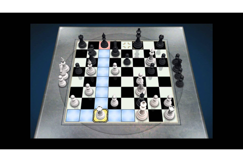 Chess Titans - The game - YouTube