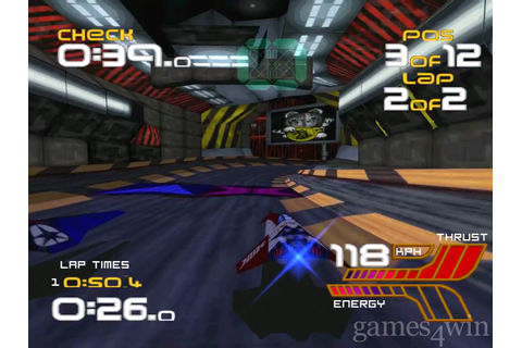 Wipeout 2097 Free Download full game for PC, review and ...