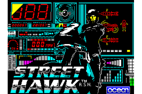Street Hawk | Top 80's Games