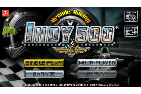 INDY 500 Arcade Racing » Android Games 365 - Free Android ...