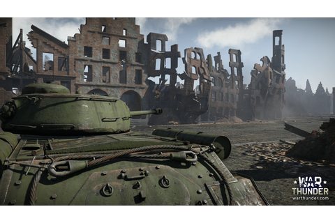 War Thunder: Firestorm Update Adds Game-Changing NVIDIA ...