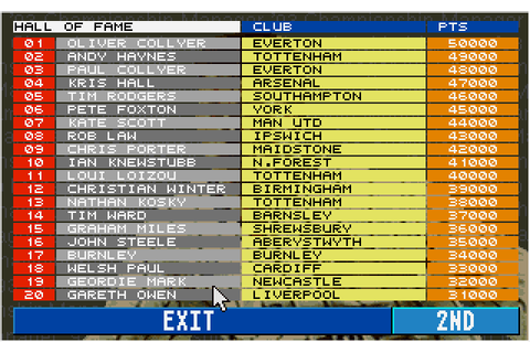 Championship Manager 93/94 Download - Old Games Download