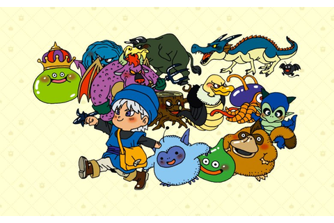 Japan: Dragon Quest Monsters: Terry's Wonderland Retro ...