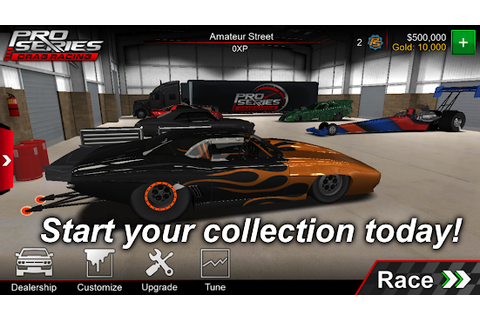 Pro Series Drag Racing - Android Apps on Google Play