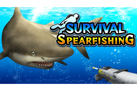 Survival Spearfishing - Shark Attack Games Android ᴴᴰ ...
