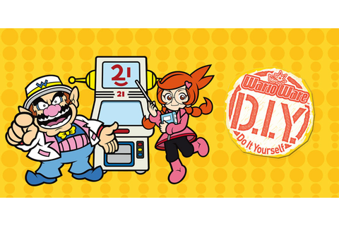 WarioWare: Do It Yourself | Nintendo DS | Games | Nintendo