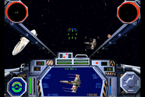 Classic Star Wars X-Wing and TIE Fighter games are getting ...