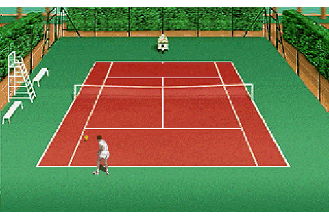 International Tennis Open Download - PCGamesArchive.com