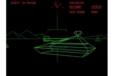 Battlezone™ ©1980 Atari Inc, Co. - YouTube