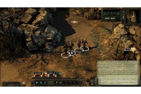 Wasteland 2 Gameplay (PC HD) - YouTube